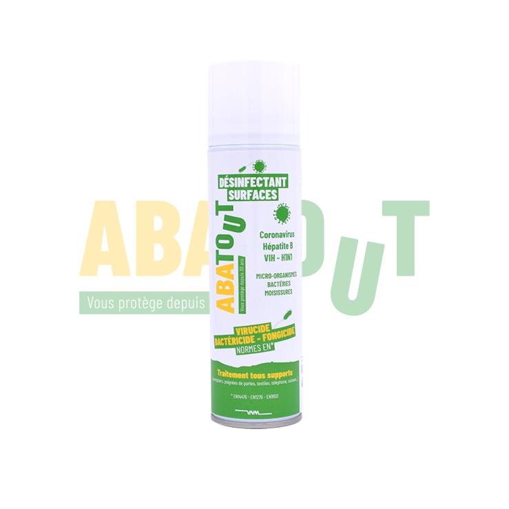 Désinfectant de surfaces Abatout