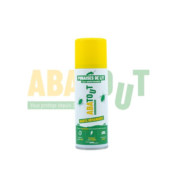 Fogger anti-punaises de lit Abatout